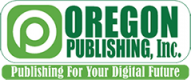 Oregon Publishing, Inc  Logo